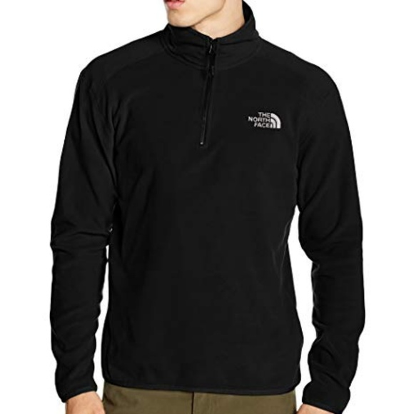d592a963dacb The North Face Glacier Alpine 1 4 Zip pullover. M 5c4fc3c62beb79b297b56bfc